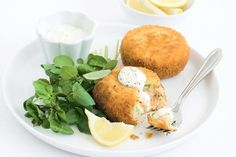 Salmon And Dill Fishcakes Recipe - Taste.com.au