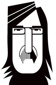 Charly Garcia (Caricature) by Pablo Lobato (Dunway Enterprises) http://dunway.us