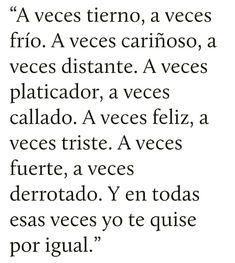 Y nunca fui suficiente.. . . . . . . . . . . . . . . . . . . . . . #frasesbonitas #frasesamor #frases #textos #textosbonitos #textosdeamor #textospoeticos #escritos #poesia #amor #parejas #pensamientos #escritosenespañol #escritosdeamor #escritos #escritossad #escritosdelavida #vida #destino #letras #letrasypoesia #letrasbonitas #letrasenespañol #autor #Quotes #instagram #español #palabras #libros #peliculas #follow Beautiful Words Of Love, Sad Love, Sad Words, Love Words, Amor Quotes, True Quotes, Motivational Phrases, Inspirational Quotes, Frases Love