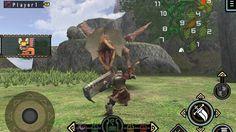 monster hunter 4 ultimate 3ds   3DS 3DS, Monster Hunter 4 Ultimate - mijngamesverkopen.nl