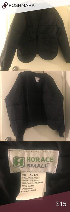 Horace Small Men's Jacket Liner Men's utility jacket liner in XL for Horace Small brand jacket in black horace small Jackets & Coats Performance Jackets