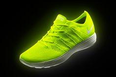Nike Flyknit.