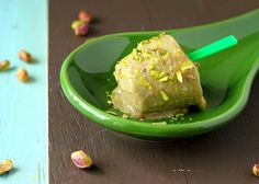 Vegan Richa: Pistachio Almond Cardamom Pepper Kulfi (Ice Cream) vegan glutenfree