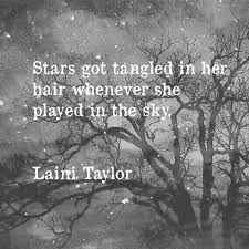 - Laini Taylor