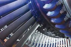 Alstom 500MW steam turbine