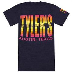 Tyler's Austin, Texas American Apparel shirt