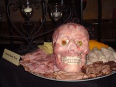 Meat Head  http://sniderwriter.com/tag/halloween-food/