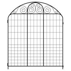 We used this inexpensive fencing panel indoors to contain small rescue dog in kitchen area (in lieu of baby gate), where entrance into foyer does not have door.  More to follow.  $14.97 at Home Depot