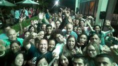 A SALA LLENA ¡Graciiiias al maravilloso público que eligió #HOYSáb20/06 #Amoresdebarra como #ENTRETENIMIENTO  #soldout  #selfie #instagood #instalike