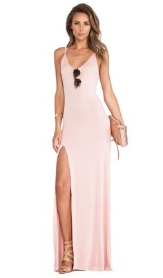05a3699e4d9 Shop for Lovers + Friends Another Girl Maxi Dress in Mauve at REVOLVE.