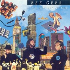 Bee Gees, High Civilization***: The Bee Gees have always been sort of a chameleon to me, hopping on whatever bandwagon was trending at the time. Early psychedelic folk moving into a bit of psychedelic rock into disco and beyond. But here, their sound seems so much more authentic than ever. It may have taken them a while, but I think they finally found their own voice with their latter day albums. And I dig it, and cheesily enough, I dig the brothers Gibb. 5/13/15