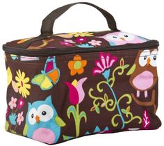 Colorful Owls Cosmetic Makeup Case by NGIL, http://www.amazon.com/dp/B00A3DBHV0/ref=cm_sw_r_pi_dp_IEkpsb0P0TXZE