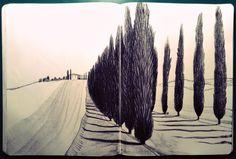 ANDREA SERIO - Moleskine series
