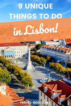 9 Unique things to do in Lisbon - Lisbon Travel Itinerary! Check out these 9 awesome things to do whilst visiting Lisbon, a great addition to your Lisbon Itinerary. #lisbontravel #lisbon #lisbonportugal Visit Portugal, Spain And Portugal, Portugal Travel, Lisbon Portugal, Spain Travel, Europe Travel Guide, Europe Destinations, Awesome Things, Amazing Places
