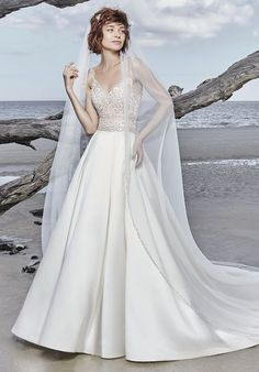 5e5aa937ea0 Sottero and Midgley Saylor Ball Gown Wedding Dress Sottero And Midgley Wedding  Dresses