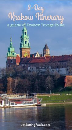 Day-by-Day 3-Day Krakow Itinerary Our itinerary includes all the details of what to do in Krakow in 3 days – including introductions to each sight, links to more information and a link to the sights on Google Maps. At the end of the post, you will find tips about where to stay in Krakow and other advice to help plan your Poland trip itinerary.