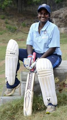 Thirush Kamini, the first Indian woman to score a century in the World Cup talks to Anusha Parthasarathy about her love for the willow and how women's cricket is looking up One Day Cricket, Cricket Sport, Mens World Cup, T20 Cricket, African Women, Pitch, The Man, Joy, Indian