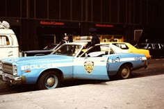 1980 Plymouth Fury Police Car