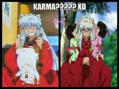 InuYasha Memes - Karma?? xD - Wattpad