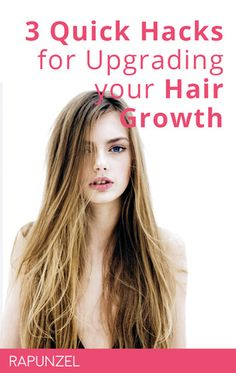 HOW TO UPGRADE YOUR HAIR GROWTH REGIMEN #hairgrowth #hair #haircare https://www.pinterest.com/simplyrapunzel/
