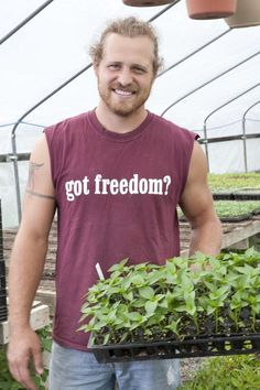 Tim King (Farm Kings) | maybe my favorite farmer.