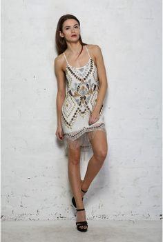 h m flapper style dress 7755
