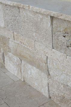 Gartengestaltung Mauersteine, 11 best travertin natursteinmauer images on pinterest | garden walls, Design ideen