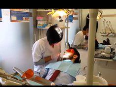 Disfruta de una sonrisa sana, blanca. Con ausencia de calor en una sesión de una hora en nuestra clínica podrás mejorar el color de tu esmalte dental de 4 a 12 tonos. ¡Te esperamos! llámanos 934711750