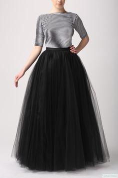 spódnica tiulowa długa - Szukaj w Google