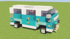 VW Bus Minecraft Project