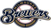 Milwaukee Brewers, Major League Baseball team located in Milwaukee This is a great stadium-MN Twins vs Brewers- Great time:) Mlb Team Logos, Mlb Teams, Sports Teams, Sports Logos, Sports Baseball, Baseball Font, Sports Baby, Baseball Bats, Softball
