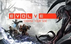 Watch the intro to 'Evolve,' the most anticipated co-op shooter of 2015 click here:  http://infobucketapps.com