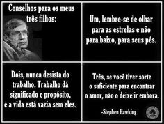me and my blog: A ouvir Stephen Hawking