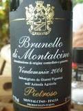 Brunello di Montalcino - Yum