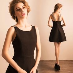 Black diamond sexy backless strap short cocktail dresses Vestido De Festa Robe De Soiree Abendkleider
