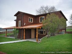 Monster Lake Ranch in Cody, Wyoming If you are going to Wyoming I would definitely recommend