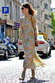 - Paris Street Fashion - Summer Street Fashion in Paris - Elle