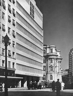 Clássicos da Arquitetura: Sede da Associação Brasileira de Imprensa (ABI) / MM Roberto (2)