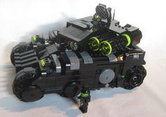 Neo Blacktron - AIK 1 - Tank 2 by Mathias Riedel