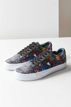 e850a15d32 Shop Vans Old Skool Abstract Sneaker at Urban Outfitters today. We carry  all the latest styles