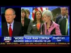 Worse Than Iran Contra - Senator: Obamacare Fundraisings Illegal - YouTube ...another scandal to be investigated..they will learn how crooked this administration really is!!!