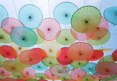 Ready to China, China Story Sharing : Chinese Folk Art Story: Oiled Paper Umbrellas