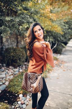 Expensive Women S Fashion Brands Product 30 Outfits, Cute Fall Outfits, Winter Fashion Outfits, Fashion 2017, Autumn Fashion, Denim Fashion, Louis Vuitton Speedy 25, Denim Outfit, Fashion Looks