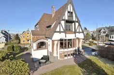 Historiske hus Jugend
