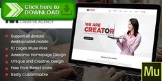 [ThemeForest]Free nulled download Master Creator - Multipurpose Muse Theme from http://zippyfile.download/f.php?id=20321 Tags: business, corporate, creative, cv, designer, freelancer, onepage, personal website, portfolio, resume, unique