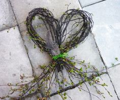 jaro / spring Diy And Crafts, Wreaths, Spring, Decor, Garten, Dekoration, Decoration, Door Wreaths, Dekorasyon
