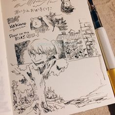 sketch on the bus 2018.05.04 | Tachibana Lita on Patreon