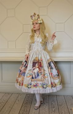 Color Me Lolita — nicolas-de-rascole:   We are happy to present...