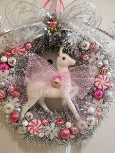 Vintage Christmas..Winter Wonderland...Sparkling by KittyKatDance