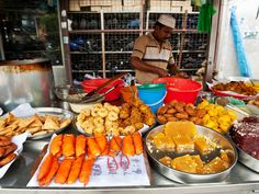 Some of Asia's best street food hails from the hawker stalls   Penang, Malaysia #streetfood
